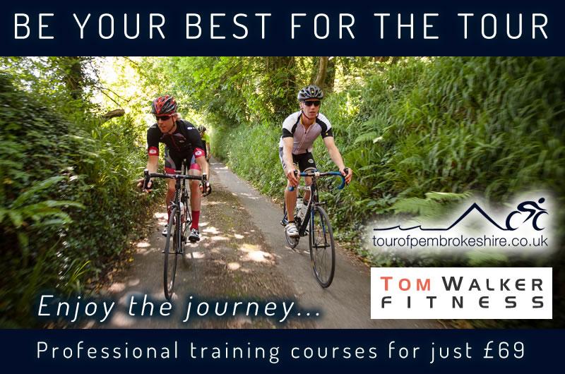 15 Week Tour of Pembrokeshire Training Plan
