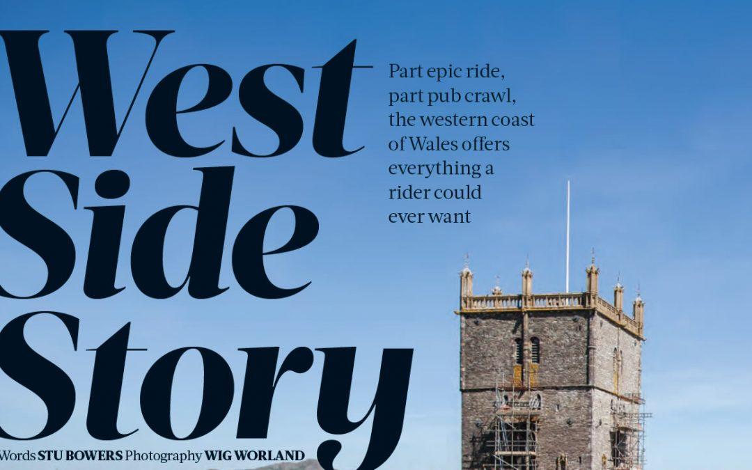 Cyclist Magazine – West Side Story