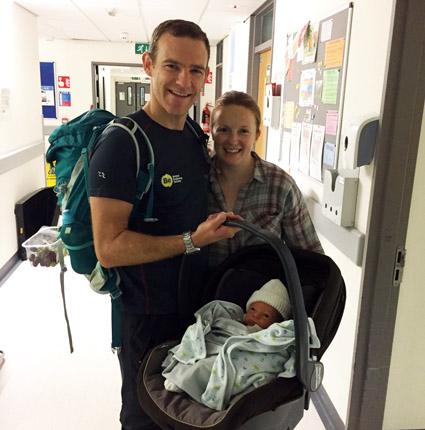 Patron Tori becomes a mum.