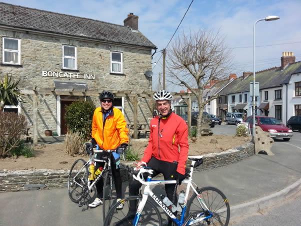 Tour of Pembrokeshire 100 mile Route Check