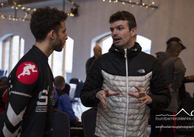 Andrew Mathias & Ben Dade