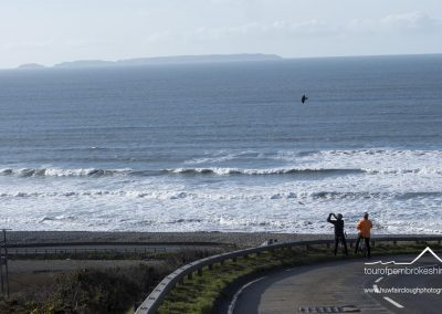 Surf at Newgale