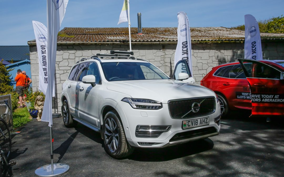 Lloyds Volvo Test Drive Weekend