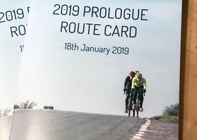 The route Card