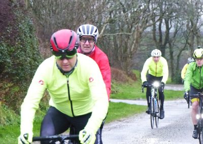 Tim heads for St Davids