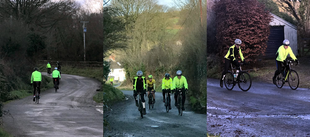 February Ride-out report
