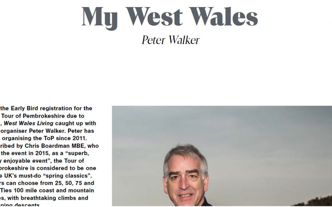 My West Wales – Living Magazine